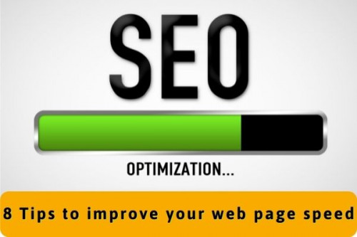 How to improve your web page speed